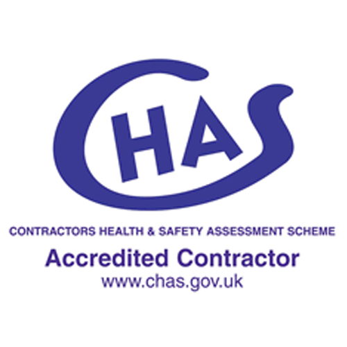 CHAD accredited contractor